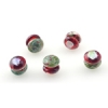 Lamp Bead Yoyo Dome 5Pc 13mm Blind Passion